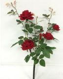 산 로즈의 인공 꽃 71cm 구 D7019