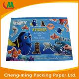 Kundenspezifisches Papiergefäß, das Großhandelspappzylinder-verpackenkasten für Spielzeug verpackt