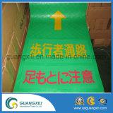 Heiße Wanderer Passager Matten-Gummibodenbelag-Matte des Verkaufs-3mm X 0.6mx 10m japanische