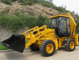 정면과 Backhoe Loader 30-25