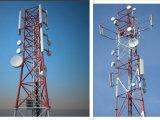 De zelfstandige Toren van het Staal van de Telecommunicatie van de Pijp van Drie Benen