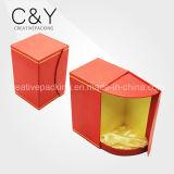 Rectángulo árabe del perfume del papel del diseño de Fashioanl
