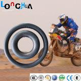 기관자전차 (2.75-17)를 위한 Qingdao Longhua 고품질 자연적인 부틸 내부 관