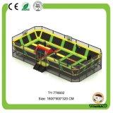 Stationnement d'intérieur personnalisé de tremplin, bâti de tremplin pour des gosses et adulte (TY-150407)