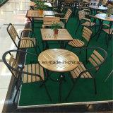 De Eettafel en Chair Set van Garden van het restaurant voor Sale