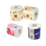 Macchina per l'imballaggio delle merci della carta igienica della macchina imballatrice del rullo del tessuto di toletta