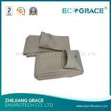 Sacchetto filtro non tessuto della membrana del tessuto PTFE