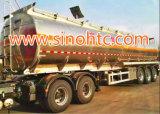 45000 litros de aluminio de la aleación 5083 del combustible de acoplado del petrolero