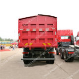 2016 새로운 디젤 엔진 유형 6X4 Styer 덤프 트럭 모래 돌 전송 팁 주는 사람 20ton 쓰레기꾼에 의하여 사용되는 대형 트럭