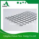Travaux routiers anti-corrosion Matériaux de construction Géogrille en fibre de verre de 25kn / M