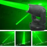 2W Verde Skypower movimiento de la cabeza de luz láser