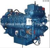 Motore diesel marino di Baudouin 8m26 per la nave /Vessel (650HP~750HP)