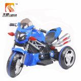 Passeio da criança na motocicleta elétrica dos miúdos do carro 6V7ah do brinquedo