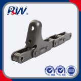 C Steel Agricultural Chain met Attachments (CA2060-C6E)
