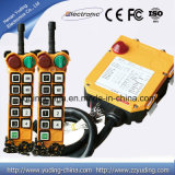 Fornitore della Cina! Alimentare Hoist 20t Wire Rope Electric Hoist Crane con Wireless Remote Control F24-10d