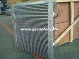 Plate en aluminium Fin Heat Exchanger pour Compressor
