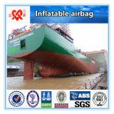 Levage de bateau et sacs à air en caoutchouc marins de Losding