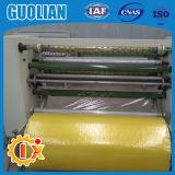 Máquina pegajosa impresa fábrica profesional de la cortadora Gl-210