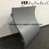 Pannello di alluminio curvo disegno esterno di PVDF