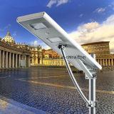 Il sensore di movimento IP65 ha integrato tutti in un prezzo solare dell'indicatore luminoso di via del LED