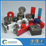 Aangepaste Gegoten AlNiCo 8 Magneten