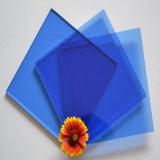 Он-лайн подкрашиванное стекло трудного покрытия отражательное