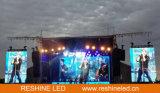 Afficheur LED de Diecasing/écran en aluminium de location extérieur/mur de panneau/signe/Module/visuel