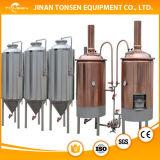 Het Bier die van de ambacht Systeem, de Elektro/het Verwarmen van de Stoom Apparatuur van het Bier maken
