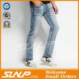 カスタムブランドの人の規則的な綿のスパンデックスのジーンズ
