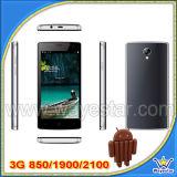 4.5 de Kern 3G WCDMA850/1900/2100MHz Slimme Telefonos Celulares van de Vierling van Ogs Mtk6582 van de Duim