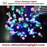 24V 84LED 0.7m Height Colorful Fruits Flower LED Tree Light