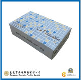 Складывая коробка упаковки цвета бумажная (GJ-Box042)