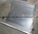Stainless Steel Flat Wedge Wire Screen
