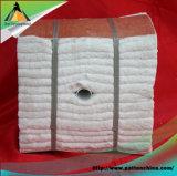 Module de fibre en céramique d'isolation thermique d'isolation thermique pour le four et le four