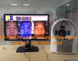 L'analyseur de peau et de cheveu de machine d'analyseur de la peau du visage 3D le plus chaud