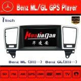 Hualingan Auto-Verfolger Sysytem GPS Navigation für RadioDVD-Spieler MERCEDES-BENZml /Gl