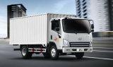 새로운 LHD 2 차축 FAW 평상형 트레일러 화물 트럭