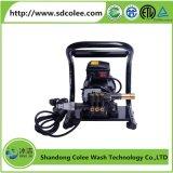Ferramenta de alta pressão elétrica da limpeza para o uso da família