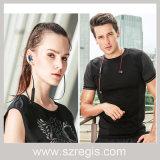 Sução magnética do movimento estereofónico sem fio que funciona auriculares de Bluetooth 4.2