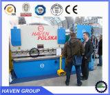 Máquina de dobra da máquina do freio da imprensa hidráulica da série de WC67Y/CNC
