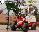 Multi-Function Wheel Loader (HQ910C) with CE, Auger