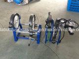 Machine manuelle de soudure par fusion de bout de deux boucles pour 50-250mm