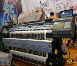Impresora de inyección de tinta ancha del formato usar la tinta de la sublimación