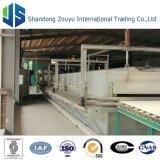 manta de aluminio de la fibra 10000t para la cadena de producción del aislante