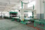 Linea di produzione di schiumatura continua orizzontale completamente automatica (XLF-2400)