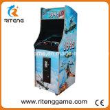Máquina de jogo ereta da arcada do jogo video com 60 jogos
