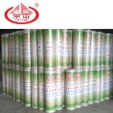 Gebäude Materialpolyethylene Polypropylen-Faser-wasserdichte Membrane