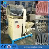 Machine van de Briket van de Biomassa van het Type van schroef de Houten (ZBJ)
