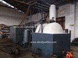 中国不用なエンジンオイルの再生、真空オイルの蒸留プラント