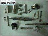 Анодируя подвергли механической обработке CNC, котор алюминиевые части филировальной машины частей автоматические запасные